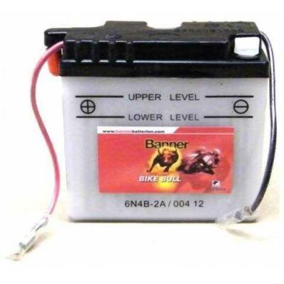 Banner Bike Bull 6 V 4 Ah  ( 6N4B-2A ) akkumulátor