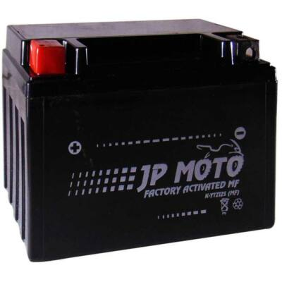 JPMoto 12V 11 Ah bal+ ( YTZ12S)