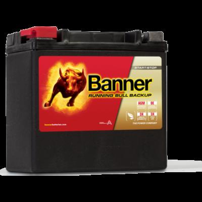 Banner Running Bull Back Up 12V 12Ah Bal+ akkumulátor