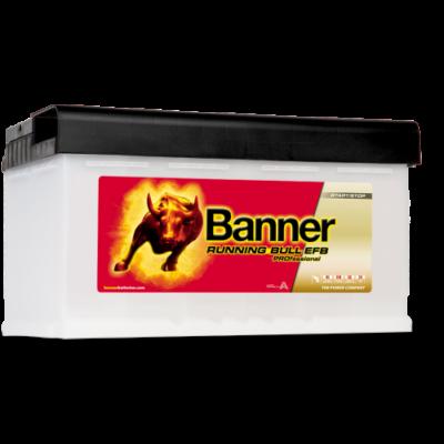 Banner Running Bull EFB PRO 85 Ah jobb+ 58511 akkumulátor