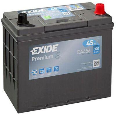 EXIDE Premium 45 Ah jobb+ EA456 akkumulátor