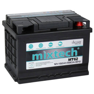 Mixtech MT 62 Ah jobb+