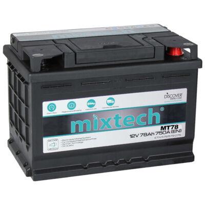 Mixtech MT 78 Ah jobb+