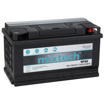 Mixtech MT 82 Ah jobb+