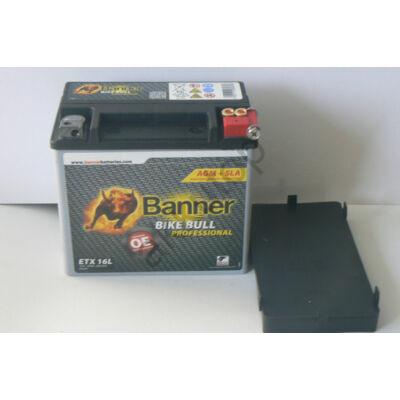Banner Bike Bull Professional AGM+SLA 12 V 19 Ah jobb+ ( ETX16L )