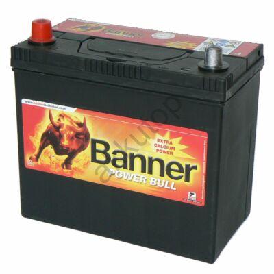 Banner Power Bull 45 Ah bal+ P4524 akkumulátor