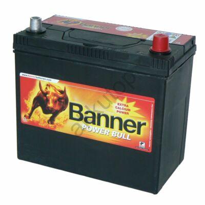 Banner Power Bull 45 Ah jobb +