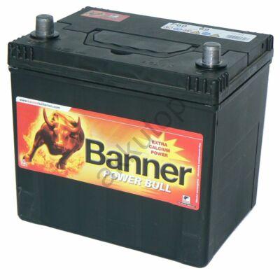 Banner Power Bull 60 Ah bal+ P6069 akkumulátor