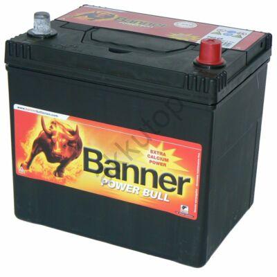 Banner Power Bull 60 Ah jobb +