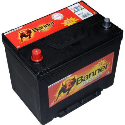Banner Power Bull 70 Ah bal+ P7024 akkumulátor