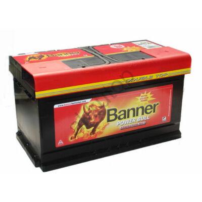 Banner Power Bull 80 Ah jobb +