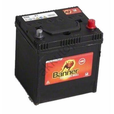 Banner Power Bull 50 Ah jobb+ P5041 akkumulátor