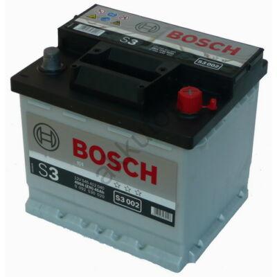 Bosch S3 45 Ah jobb+ 0092S30020
