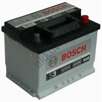 Bosch S3 56 Ah jobb+ 0092S30050 akkumulátor