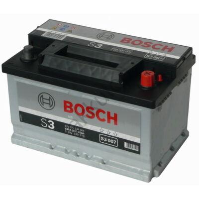 Bosch S3 70 Ah jobb+ 0092S30070