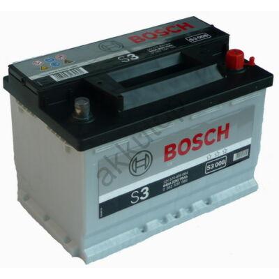Bosch S3 70 Ah jobb+ 0092S30080