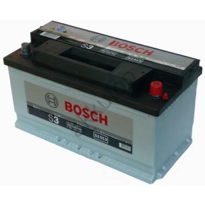 Bosch S3 90 Ah jobb+
