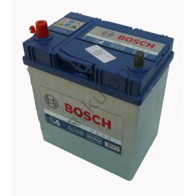 Bosch S4 40 Ah bal+ (vékony sarus) 0092S40190