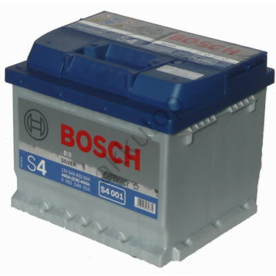 Bosch S4 44 Ah jobb+