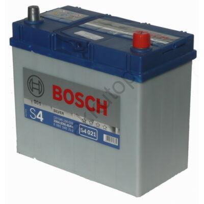 Bosch S4 45 Ah jobb+ 0092S40210 akkumulátor