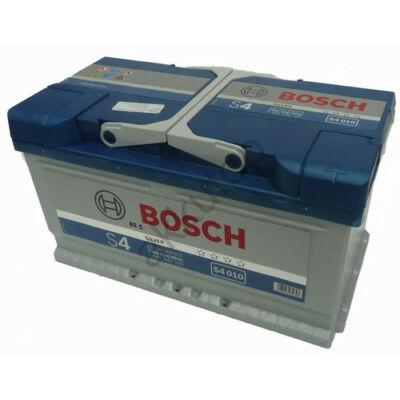 Bosch S4 80 Ah jobb+