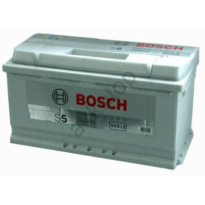 Bosch S5 100 Ah jobb+