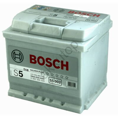Bosch S5 54 Ah jobb+ 0092S50020