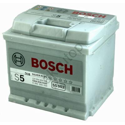 Bosch S5 54 Ah jobb+ 0092S50020 akkumulátor