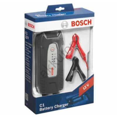 Bosch C1 akkumulátortöltő