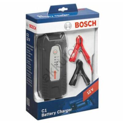 Bosch C1 akkumulátor töltő