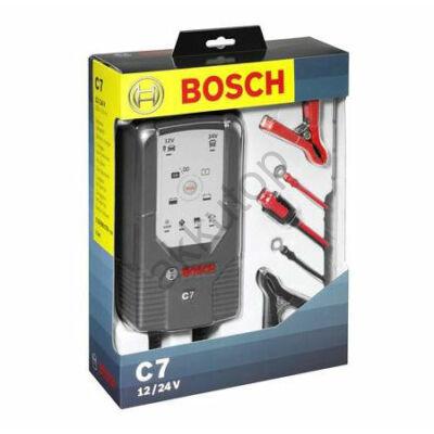 Bosch C7 akkumulátor töltő