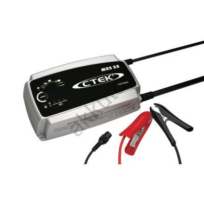 Ctek MXS 25 akkumulátortöltő