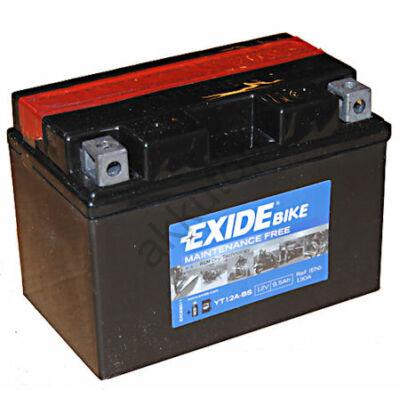 Exide 12V 9,5 Ah AGM bal+ ( YT12A-BS ) akkumulátor