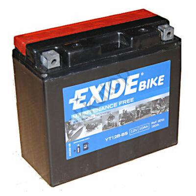 Exide 12V 10 Ah AGM bal+ ( YT12B-BS ) akkumulátor