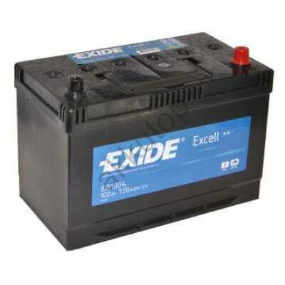 EXIDE Excell 95 Ah jobb+ EB954