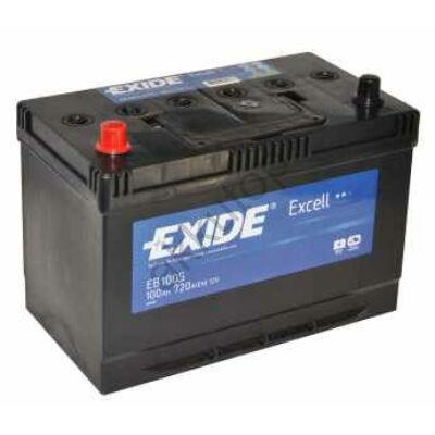 EXIDE Excell 95 Ah bal+ EB955 akkumulátor