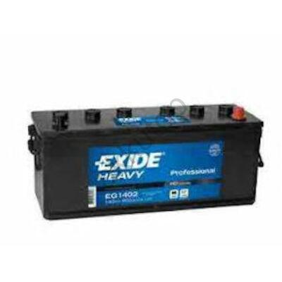 EXIDE 140 Ah jobb + (Landini) akkumulátor