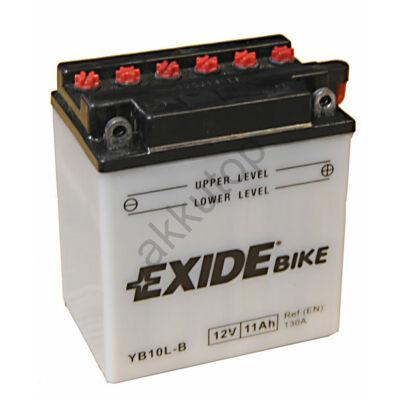 Exide 12V 11 Ah jobb+ ( YB10L-B ) akkumulátor