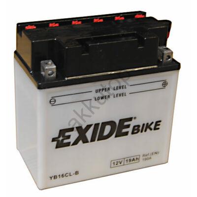 Exide 12V 19 Ah jobb+ ( YB16CL-B ) akkumulátor