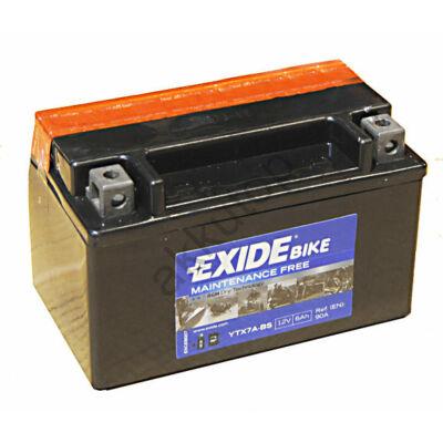 Exide 12V 6 Ah AGM bal+ ( YTX7A-BS )