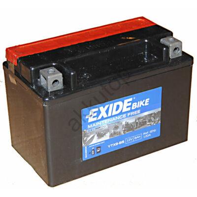 Exide 12V 8 Ah AGM bal+ ( YTX9-BS )