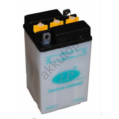 Landport 6V 8 Ah bal+ ( B49-6 ) akkumulátor