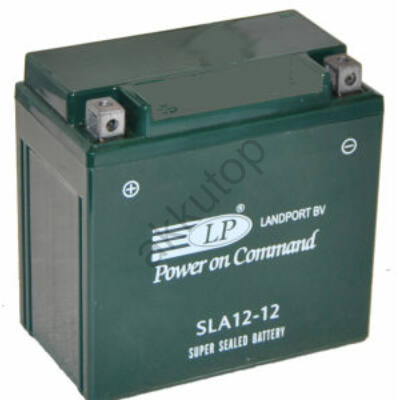 Landport 12V 12 Ah AGM+SLA bal+ ( SLA12-12 )