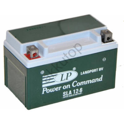 Landport 12V 6 Ah AGM+SLA bal+ ( SLA 12-6 )