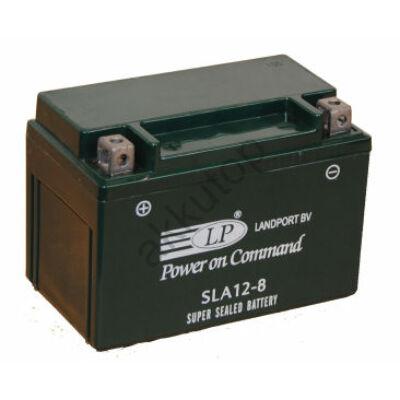 Landport 12V 8 Ah AGM+SLA bal+ ( SLA 12-8 )