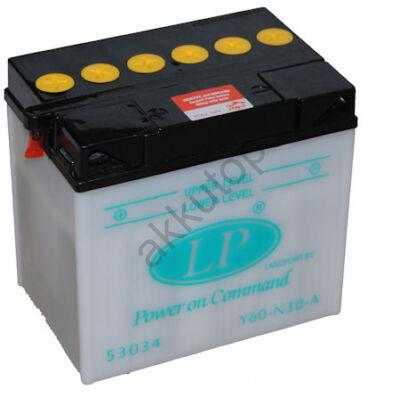 Landport 12V 30 Ah bal+ ( Y60-N30-A ) akkumulátor