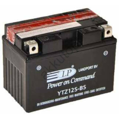 Landport 12V 6,5 Ah AGM bal+ ( YT7B-BS )