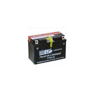 Landport 12V 8 Ah AGM bal+ ( YT9B-BS ) akkumulátor