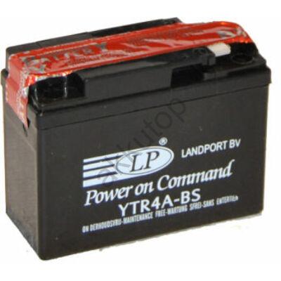 Landport 12V 2,3 Ah AGM jobb+ ( YTR4A-BS ) akkumulátor