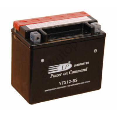 Landport 12V 10 Ah AGM bal+ ( YTX12-BS )
